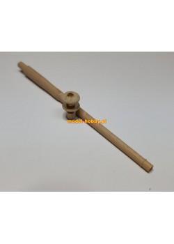 Barrel - 75mm PaK-40 (Marder) - wood