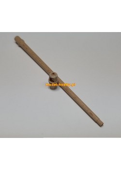 Barrel - 75mm KwK 42 L / 70 (PzKpfw V Panther) - wood