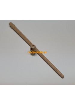 Barrel - 75mm KwK 42 L / 70 (PzKpfw V Panther) - wood