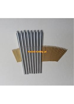 IJN Nagato / IJN Mutsu  - metal barrels