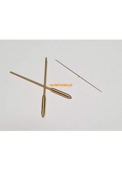 IJN I-400 - shafts and antenna mast